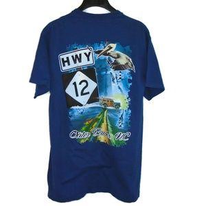 Outer Banks North Carolina NC Shirt Cape Hatteras